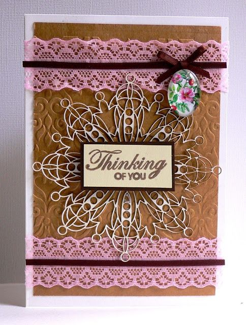 Artdeco Creations Brands: Sympathy Card Set by Adriana Bolzon