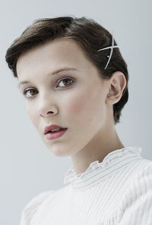 "Millie Bobby Brown (b.2004) moved from Orlando, Florida in 2011, where Millie went to acting workshops to pass the time on a Saturday, and it was there that a top Hollywood talent scout called and told Millie's parents that ""she has instincts you cannot teach."""