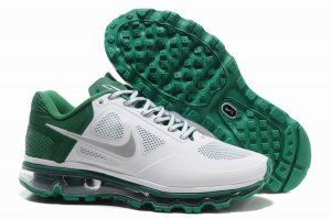 Cheap Nike Air Max 2013 Men Shoes Green Grey White 1935882 #good for sports #fashion #nice #comfortable #men's shoes