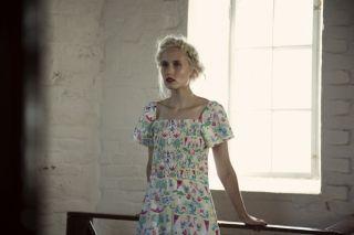 Maria dress. Shop: http://shop.ivanahelsinki.com/collections/moomin-by-ivana-helsinki/products/maria-1