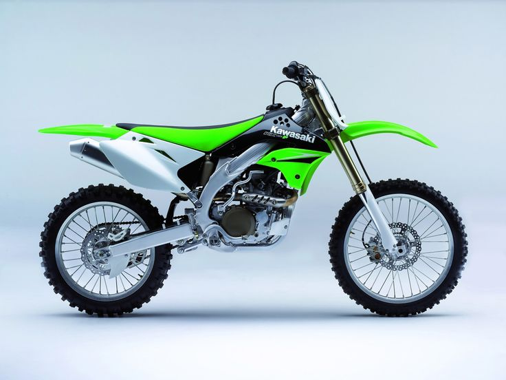 Kawasaki Kx 450 D