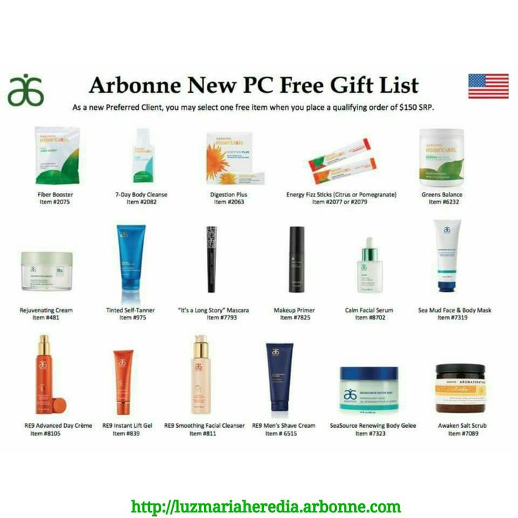 how to add preferreed client with arbonne