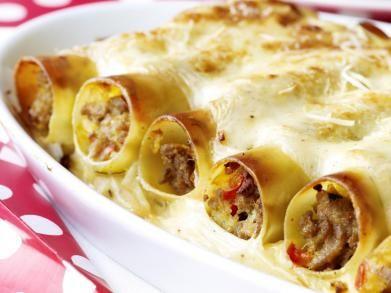 Cannelloni met zuiderse groenten (Libelle Lekker!)