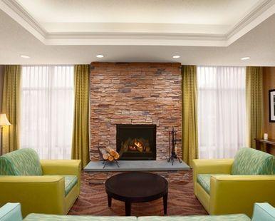 Hampton Inn Quakertown Hotel, PA - Hotel Lobby
