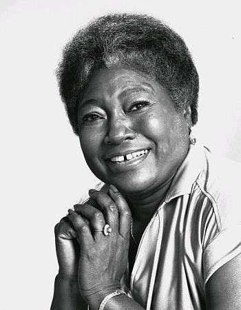 """Esther Rolle - """"Florida Evans"""" one of the best TV Moms"""