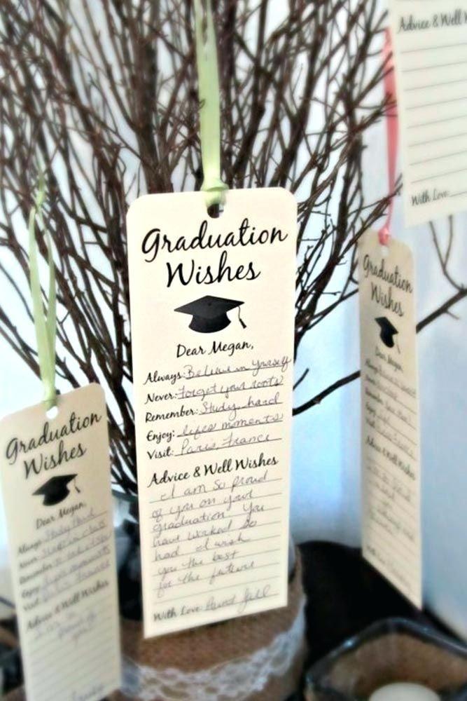 Pinterest Graduation Decorations Creative Graduation Party