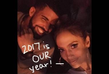 Jennifer Lopez & Drake Are Inseparable — Hear About Their New Year's Eve Together!