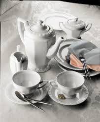 Bildergebnis für kaffeeservice weiß