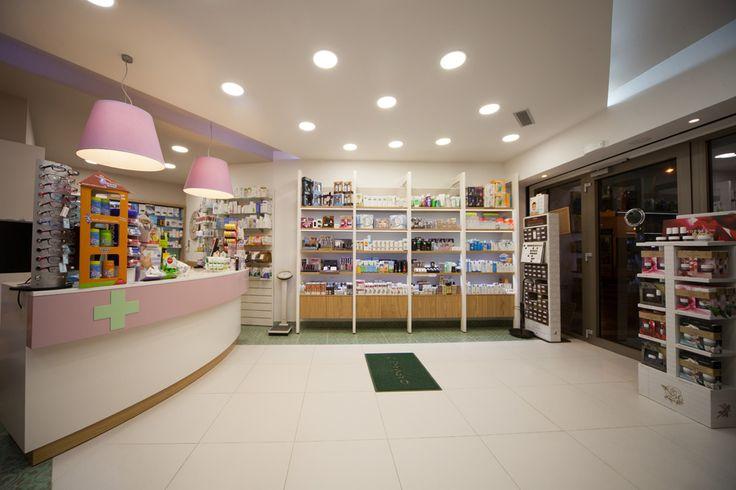 Pharmacy Design,Greece by KaliGavriil Design Lab