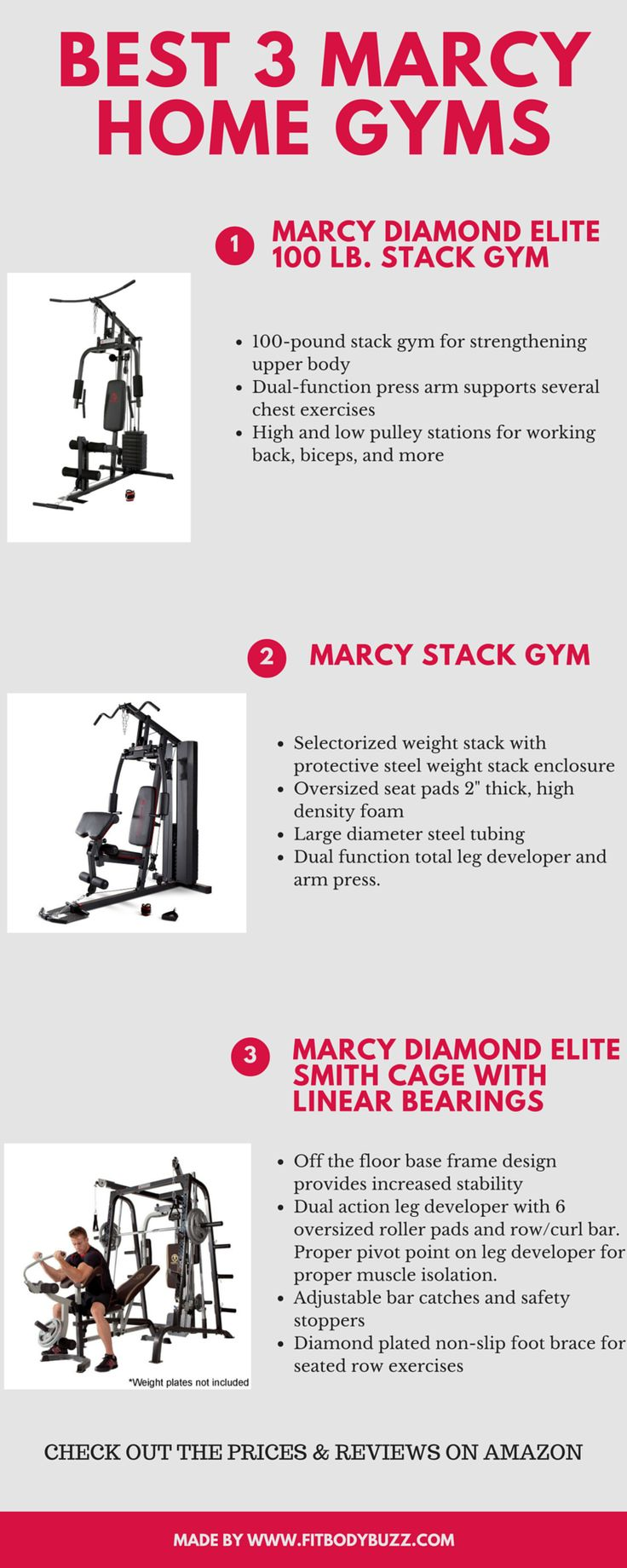 Ideas about marcy home gym on pinterest multi