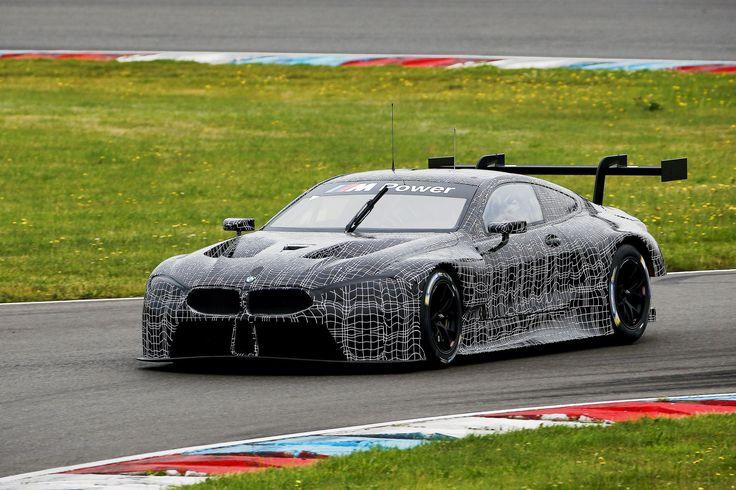 Тестирование нового BMW M8 GTE в Лаузицринге - http://amsrus.ru/2017/07/22/testirovanie-novogo-bmw-m8-gte-v-lauzitsringe/