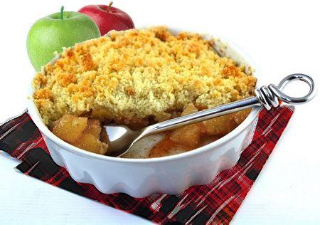 Apple Crumble recipe easy