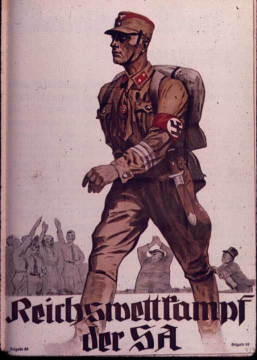 An analysis and history of the national socialist party the nazis