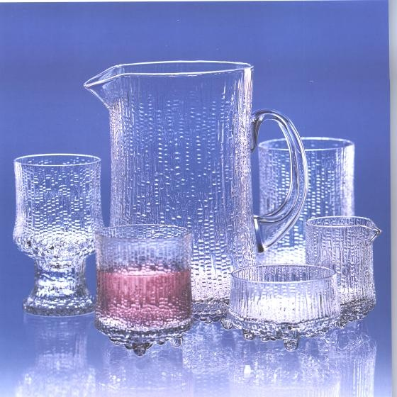 Ultima Thule by Iittala, Finland- classic Finnish glassware...love it!