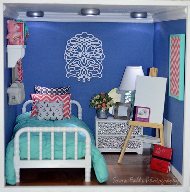 25 best ideas about american girl bedrooms on pinterest for American girl doll bedroom ideas