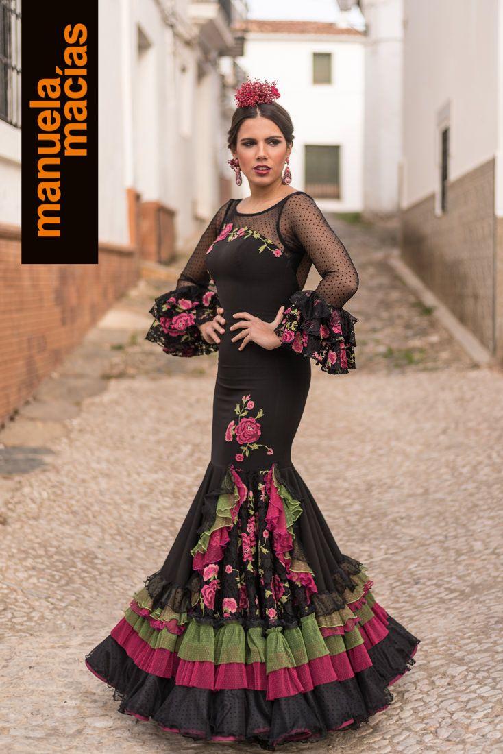 Colección 2018 | Manuela Macías Moda Flamenca