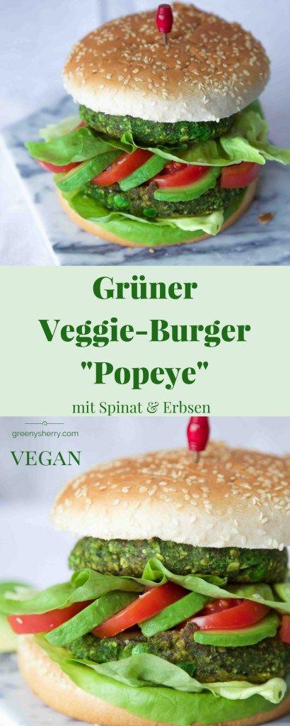 Veganer gruner spargelsalat
