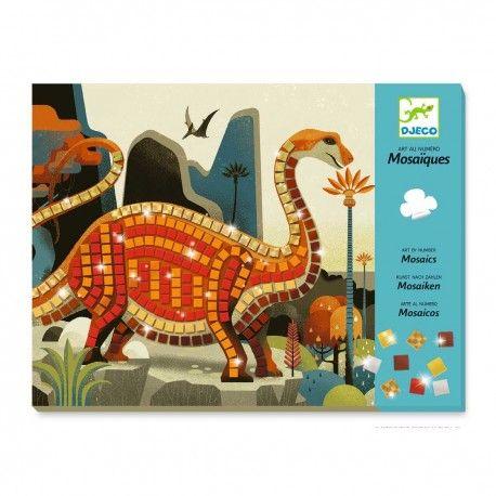 Compra online mosaico dinosaurios djeco Juguetes entrega 24/48 horas