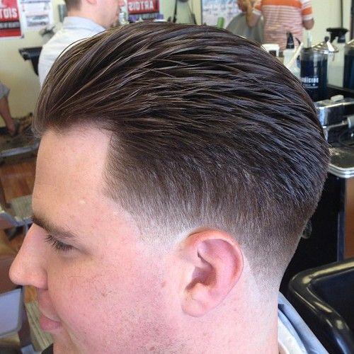 Best 9 Men's taper images on Pinterest | Men hair styles, Men's cuts ...