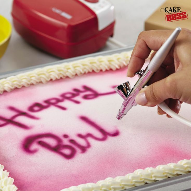 Cake Boss Airbrushing Kit Sweet Holidays Pinterest ...
