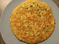 Koolhydraatarme recepten: Hartige wrap met pesto en kaas