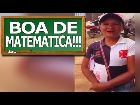 Vascaína boa de Matemática kkk - Videos Engraçados para RIR 2015 - YouTube