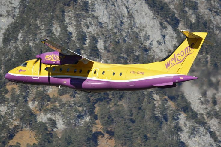 Photo of TYW Fairchild Dornier 328 (OE-GBB) ✈ FlightAware
