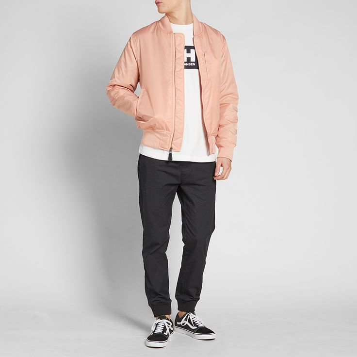 Californian brand Stüssy continue to infuse their skate roots with an effortless surf aesthetic, creating instantly recognisable pieces that are ideal for your downtime. The Stüssy Flight Satin Bomber Jacket has been updated with an embroidered logo at the chest. It stays true to the original silhouette and traditional features, while maintaining its own dosage of streetwear styling.  100% Polyester Satin Embroidered Logo Full Zip Placket Ribbed Collar, Cuffs & Hem Side Entry Pockets