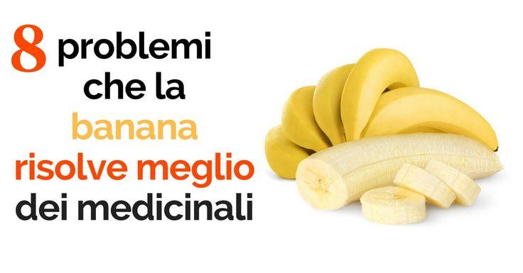 La banana è un delizioso frutto tropicale, ricchissimo di vitamine e minerali. E' uno degli alimenti più consumati al mondo e ci offre tantissimi benefici per la salute. Si ritiene comunemente che la banana fornisca troppe calorie, e per questo viene evitata quando si vuole effettuare una dieta ipocalorica. Tuttavia, il consumo moderato fornisce tanti benefici, e non molte calorie come si crede: 100 grammi di banana hanno circa 90 calorie. In pratica, i benefici sono più dei danni. In questo…