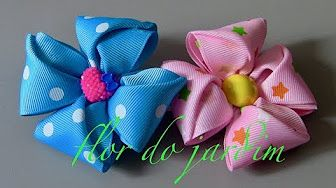 (1) Flor celeste de gorgurao-DIY flor do jardim - YouTube