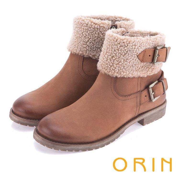 https://tw.buy.yahoo.com/gdsale/ORIN時髦流行領口反毛皮帶釦環短靴棕色-5515597.html