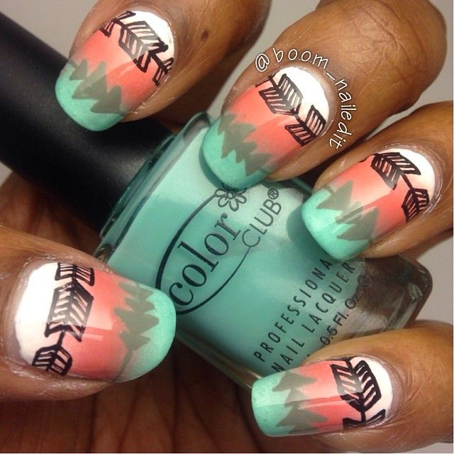 Instagram photo by boom_nailedit  #nail #nails #nailart