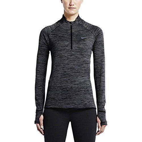 (ナイキ) Nike レディース トップス トレーナー・パーカー Element Sphere 1/2-Zip Shirt 並行輸入品  新品【取り寄せ商品のため、お届けまでに2週間前後かかります。】 カラー:Black/Heather/Reflective Silver カラー:-