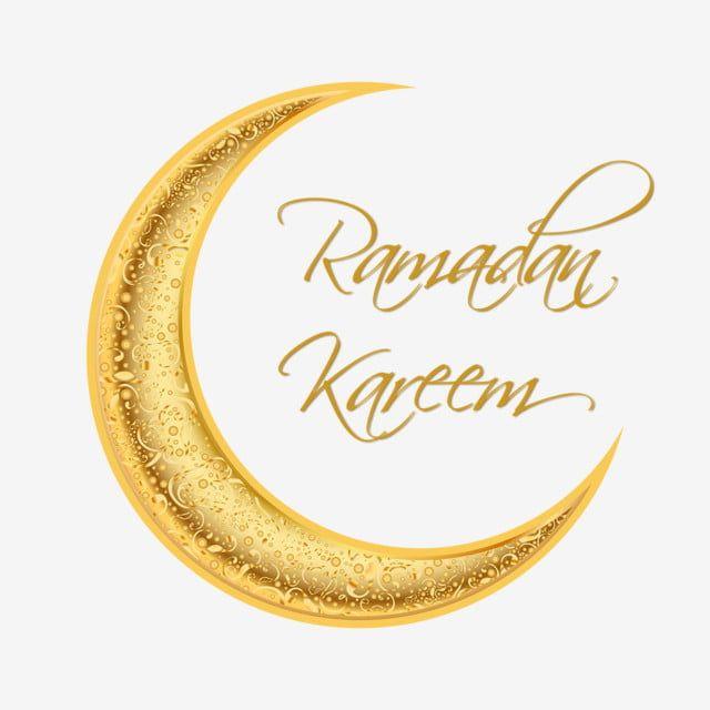 Ramadan Kareem Mubarak Golden Moon Illustration Ramadan Mubarak Ramadan Kareem Golden Png And Vector With Transparent Background For Free Download Ramadan Kareem Vector Ramadan Kareem Moon Illustration