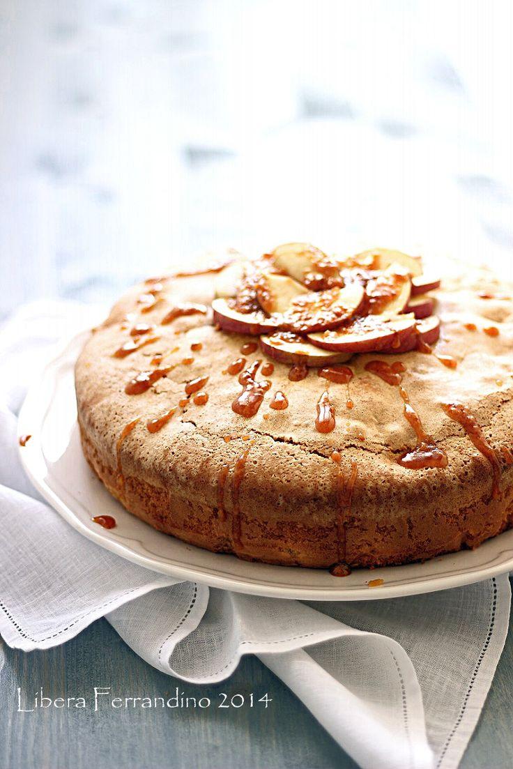 torta di mele annurca caramellata
