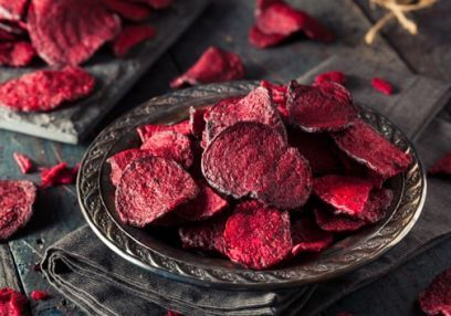 Olgas Rote Bete-Chips
