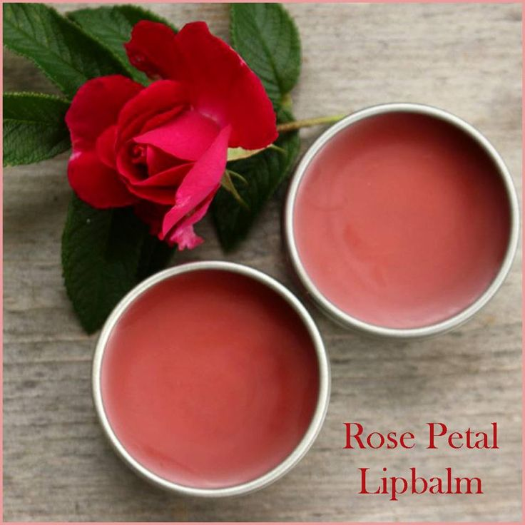 Put rose petals to good use and make a lip balm that's so pretty and does an awesome job keeping your lips pucker soft and hydrated!  So are you going to try it?