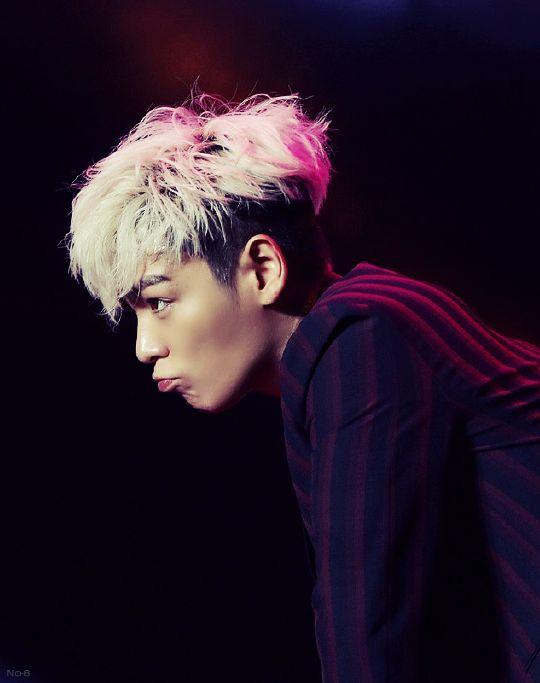 Lips! TOP (Choi Seung Hyun)                              …
