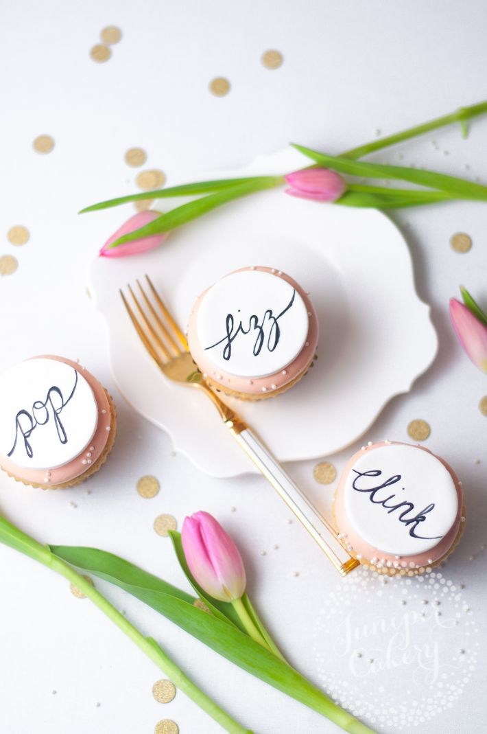 Add chic, show-stopping and ultra-trendy messages to your next cake with our FREE and easy cake calligraphy tutorial!