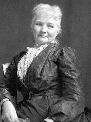 "Mother Jones aka Mary Harris Jones, assailed in Congress as ""the grandmother of all agitators,"" and hailed as ""the miner's angel"" by workers, fought against child labor and for decent conditions, fair pay, and safety in the workplace."