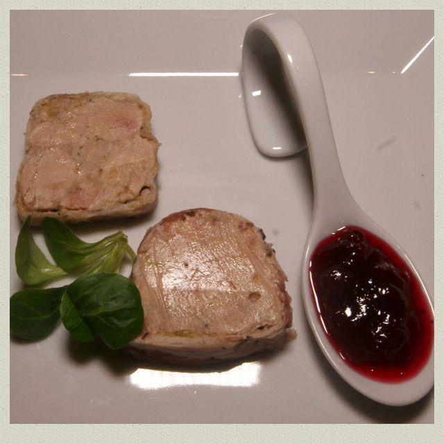 Gänseleberpastete #recipeontheblock #realfood #yummy #food #foodista #foodie #foodsnob #essen #follow #kidsfood #loveeating #eating #letseat #recipieoftheday