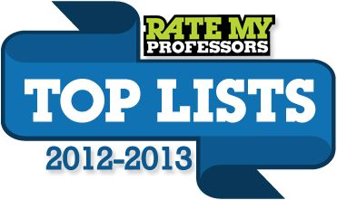 Checking out the Most Awesome Professors List on RateMyProfessors. See more #RMPTopLists at http://www.ratemyprofessors.com/toplists/topLists.jsp?list=funlists