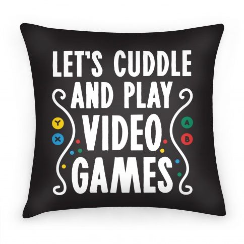 Let's Cuddle and Play Video Games | HUMAN | T-Shirts, Tanks, Sweatshirts and Hoodies