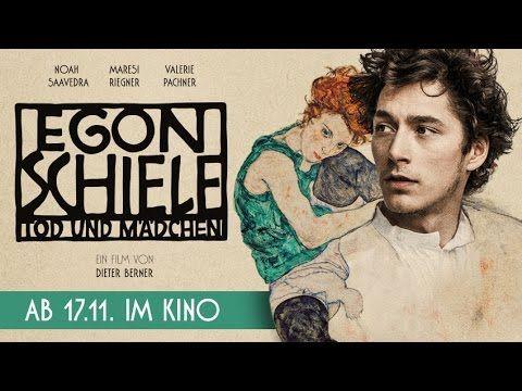 EGON SCHIELE - ab 17.11. neu im Kino!
