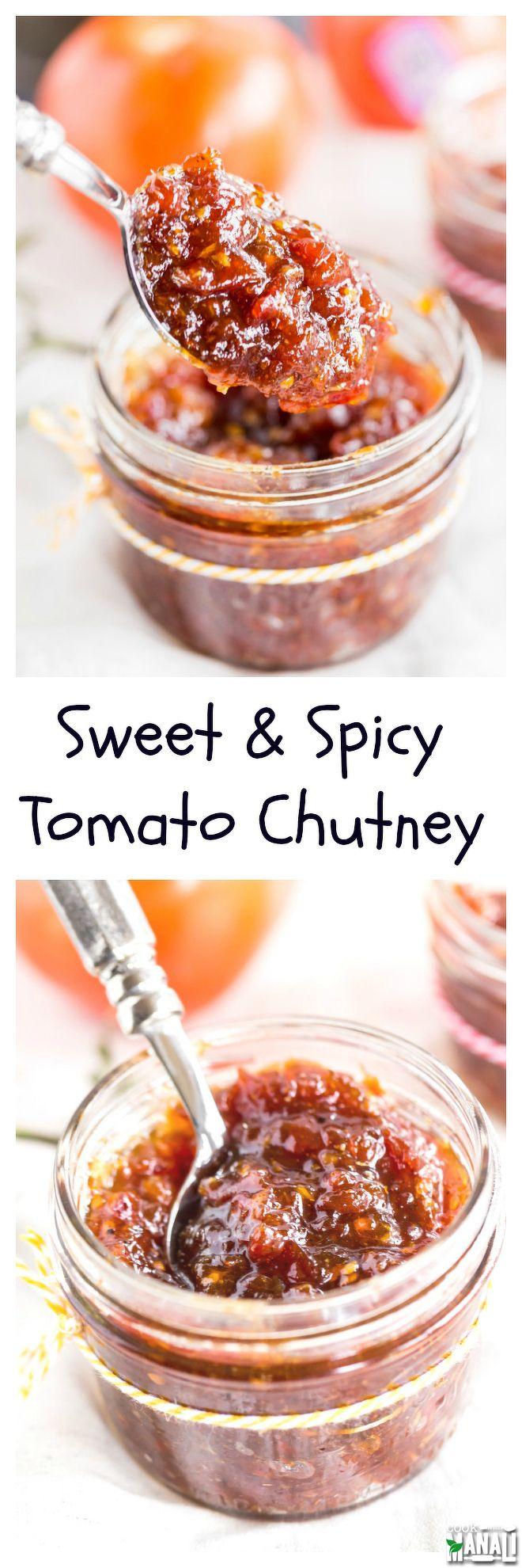 Tomato Chutney Recipe - Great British Chefs