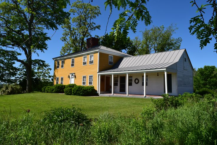 The Elijah Wright House | CIRCA Old Houses | Old Houses For Sale and Historic Real Estate Listings