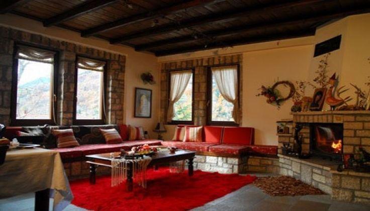 Χριστούγεννα, Πρωτοχρονιά ΚΑΙ Φώτα στη Λίμνη Πλαστήρα, στο Ξενώνα Το Πέτρινο! Απολαύστε 4 ημέρες / 3 διανυκτερεύσεις ΚΑΙ για τα 2 Άτομα ΚΑΙ ένα Παιδί έως 3 ετών σε δίκλινο δωμάτιο με Σπιτικό Παραδοσιακό Πρωινό μόνο με 159€ από 318€ (Έκπτωση 50%)! Προσφέρε