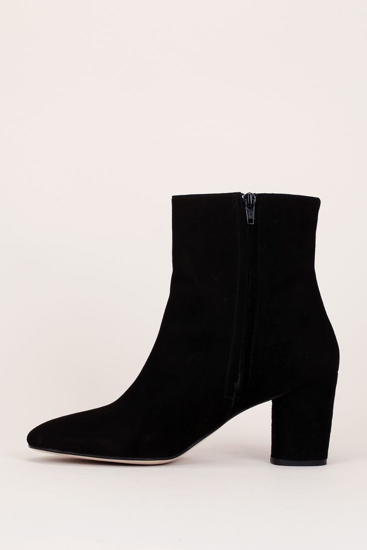 the 25+ best bottines cuir noir ideas on pinterest | boots femme