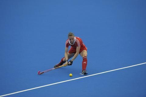 Kate Richardson-Walsh, MBE. Currently Captain for both Great Britain and England's hockey team, and bronze medalist at London 2012 Olympics. Read her story here