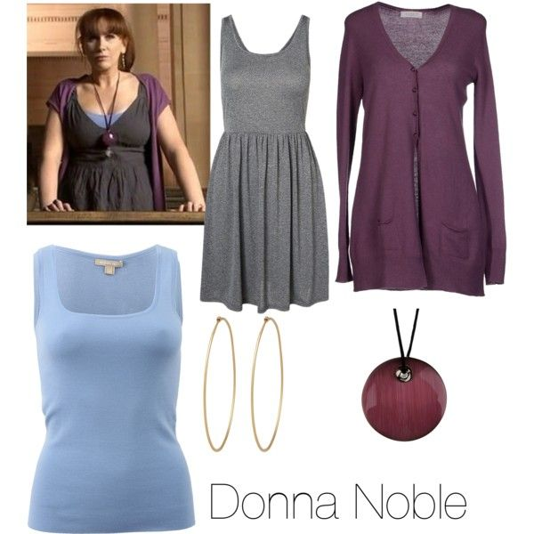 Donna Noble cosplay